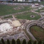Montegrotto. Resti romani di via Scavi.