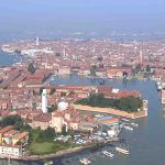 Veduta Venezia dall'Arsenale