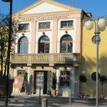 """Il teatro comunale """"Goldoni"""" di Bagnoli Di Sopra"""