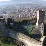 Castelli di Romeo e Giulietta a Montecchio maggiore