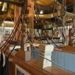 The Museum of River Navigation in Battaglia Terme