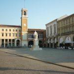 """Piazza """"Vittorio Emanuele II"""" a Rovigo"""